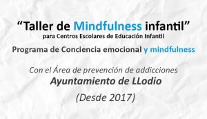 Mindfulness infantil-Laudio